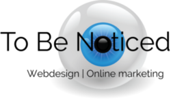 To Be Noticed logo